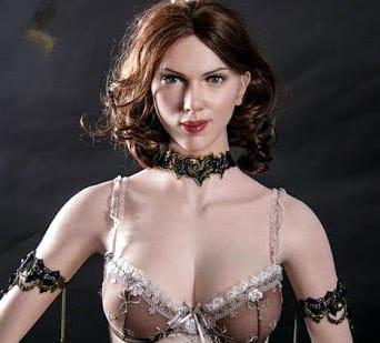 Scarlett Johansson Sex Doll